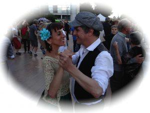 Julie et Pierrôt au bal